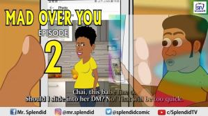 Splendid Cartoon - Mad Over You (Episode 2)