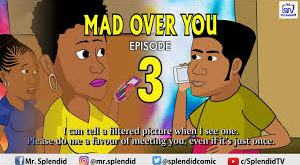 Splendid Cartoon - Mad Over You (Episode 3)