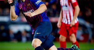 Barcelona vs Atletico Madrid 2-0 Highlights & Goals