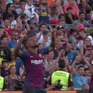 Villarreal vs Barcelona 4-4 - Highlights & Goals