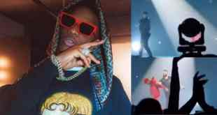 Drake Invites Wizkid on Stage At The O2 Arena (Video)