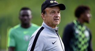 Rohr Reveals Players He Won't Invite For AFCON 2019