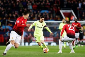 Manchester United vs Barcelona 0-1 - Highlights & Goals