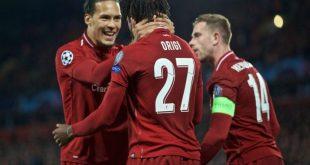 Liverpool vs Barcelona 4-0 (AGG 4-3) - Highlights