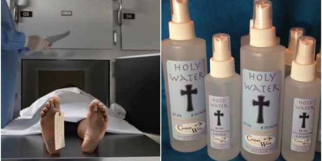 Mortuary Worker Confesses They Sell Corpses Bath Water To Pastors For N500k