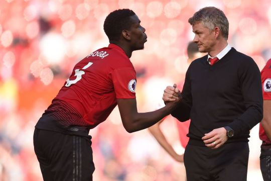 Chaos In Man United Over Pogba's Move To Real Madrid