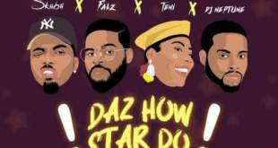 Falz x Teni x DJ Neptune x Skiibii - Daz How Star Do