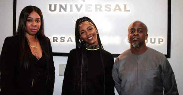 Tiwa Savage Signs New International Deal With Universal Music Group