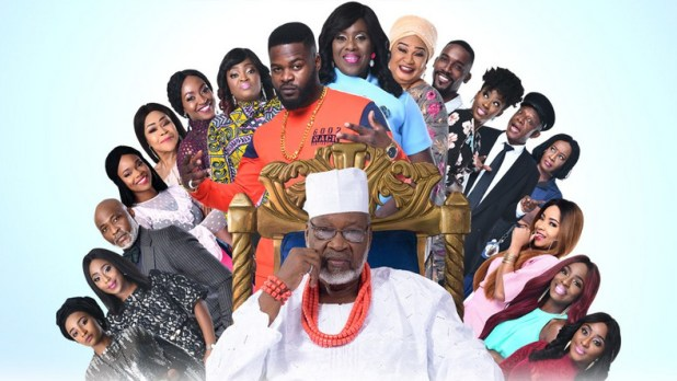 CHIEF DADDY MOVIE REVIEW: A New Movie By Anoke Adaeze (Photos)