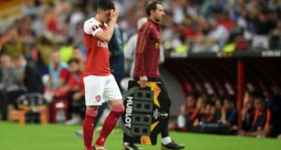 Mesut Ozil Under fire After Europa League Final Loss To Chelsea