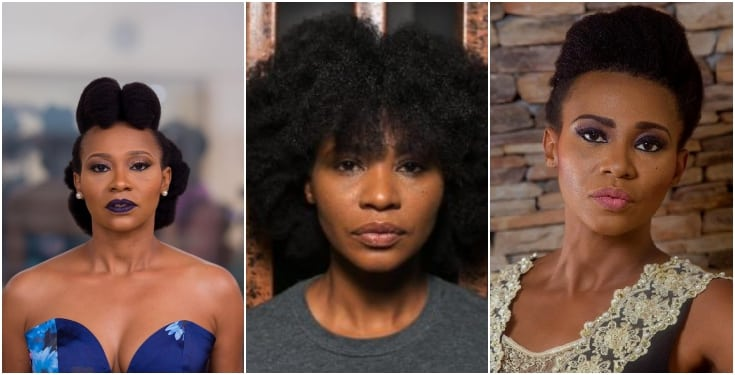 Nse Ikpe Etim Claims Being A Prostitute Is Not A Crime