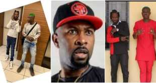 Naira Marley Fans Attacked Ruggedman In London (Video)