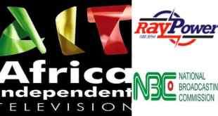 NBC Suspends AIT & RayPower Broadcasting Licence