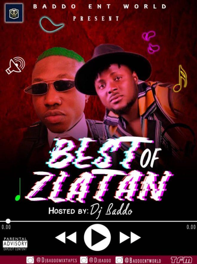 Dj Baddo - Best Of Zlatan Mix