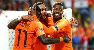 Netherlands vs England 3-1 - Highlights & Goals