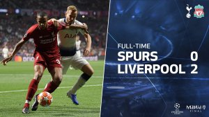Tottenham vs Liverpool 0-2 [UCL Final] - Highlights #totliv