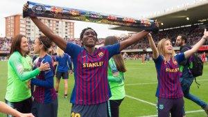 Barcelona Permanently Signs Asisat Oshoala
