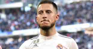 Eden Hazard Speaks On Role To Be Playing For Real Madrid
