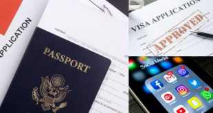 US Now Requesting For Social Media Details Of Their Visa Applicants
