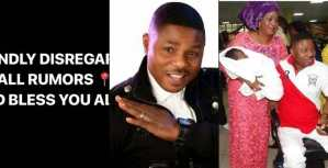 Yinka Ayefele Reacts To Report Of Welcoming Triplets