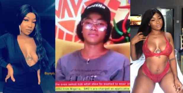 #BBNaija2019 : Tacha Reveals Why Housemates Nominated Her For Next Eviction