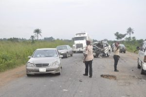 Pregnant Woman Burnt To Death, 8 Injured Along Abeokuta-Ibadan Road