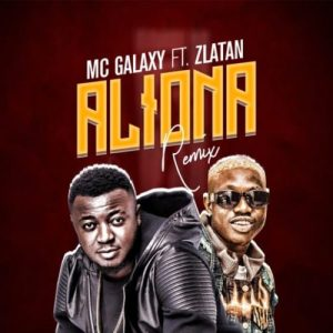 MC Galaxy ft Zlatan - Aliona