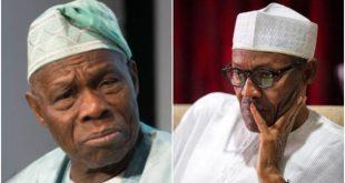 Obasanjo Writes Another Open Letter To Buhari, Raises Alarm