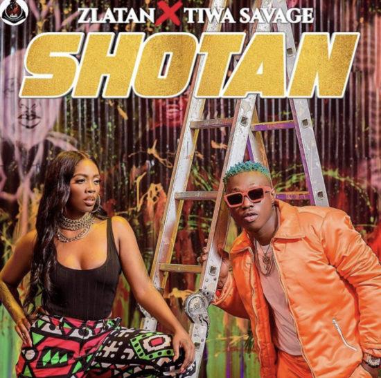 Zlatan ft Tiwa Savage - Shotan