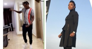 Kaffy Reacts To Naira Marley's Soapy Dance