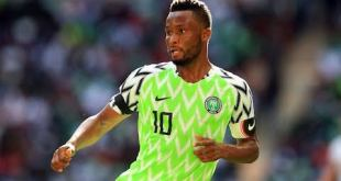 Mikel Obi Announces Retirement From International Football
