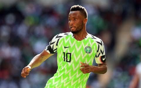 Mikel Obi Announces Retirement From International Football