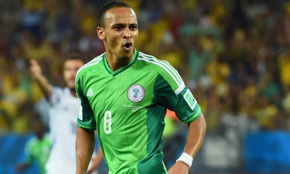 Odemwingie Sends Strong Message To South Africa Ahead Of AFCON Clash Against Eagles