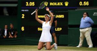 Simona Halep Brushes Aside Serena Williams To Win 2019 Wimbledon Title