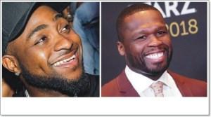 Davido Reveals 50 Cent Owes Him Money (Video)