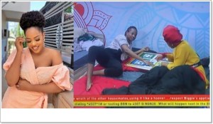 #BBNaija: Enkay Begs Nigerians, Speaks On Maltreating Cindy (Video)