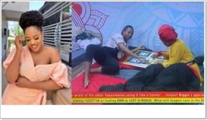 #BBNaija: Enkay Begs Nigerians, Speaks On Maltreating Cindy (Video)