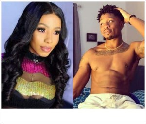 #BBNaija: Mercy Tells Ike When To Have S*x With Her
