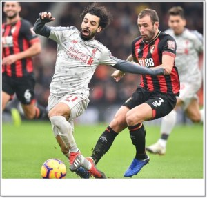 See What Salah Have To Say About VAR