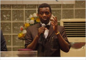 Pastor Adeboye Reveals New Prophecy For Nigeria