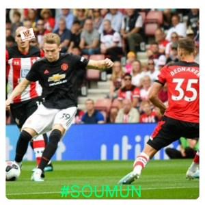 Southampton vs Man Utd 1-1 Highlights