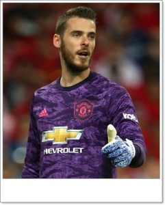 De Gea Set To Leave Manchester United As Free Agent
