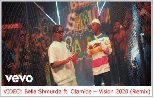 Bella Shmurda ft. Olamide - Vision 2020 Video
