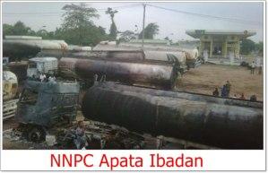 Fire Guts NNPC Depot In Ibadan (Video)