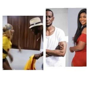 #BBNaija: Mercy, Frodd Seen Dancing To Tacha