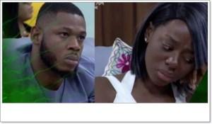 #BBNaija: Why I Cried After Diane
