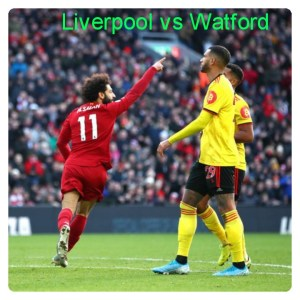 Liverpool vs Watford 2-0 Highlights