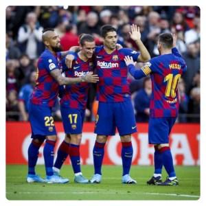 Barcelona vs Alaves 4-1 Highlights (Download Video)