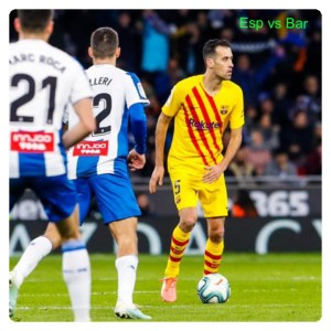 Espanyol vs Barcelona 2-2 Highlights