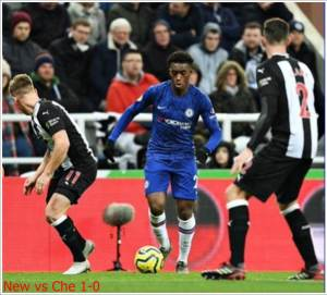 EPL: Newcastle vs Chelsea 1-0 - Highlights